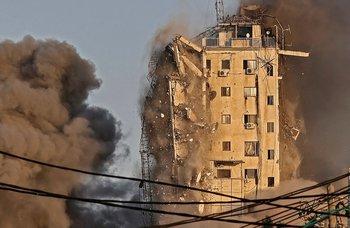 """""""La masacre sigue hoy"""", afirmó Antonio Guterres al abrir una sesión virtual de urgencia del Consejo de la ONU"""