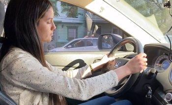 El sistema detecta síntomas de sueño al volante.