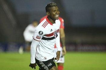 Luis Manuel Orejuela marcó el 1-0