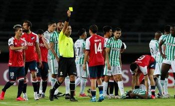 Nacional ante Atlético Nacional en Pereira