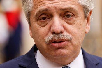 Fernández busca una solución con el FMI.