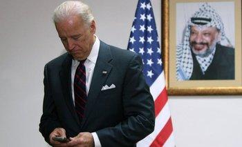 Getty Images Desde su llegada al poder, Biden no ha nominado un embajador de EE.UU. en Israel, ni un cónsul general en Jerusalén para los palestinos.