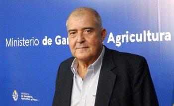 """De Freitas: """"No hay campaña sanitaria que tenga éxito si el productor no está concientizado""""."""