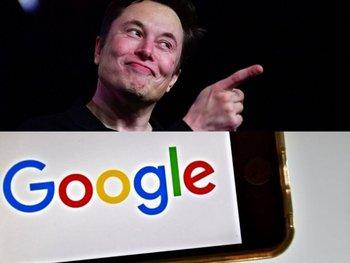 Google y SpaceX unen sus fuerzas.