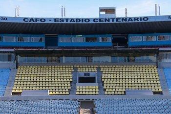 El sector del palco oficial será remodelado por la Conmebol