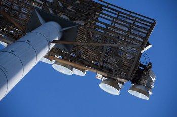 Las torres de iluminación actuales se van a mantener