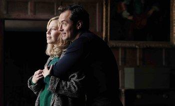 Carrie Coon y Jude Law protagonizan El refugio