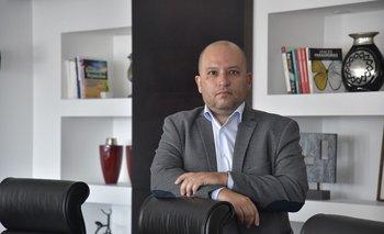 Pablo Duarte, socio de Deloitte.