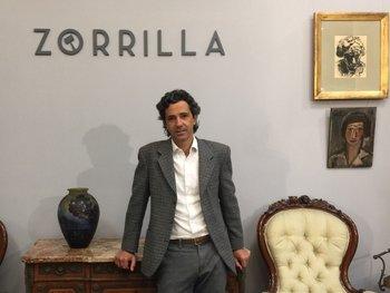 Rematador Sebastián Zorrilla