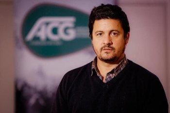 Ignacio Trigo, vicepresidente de ACG