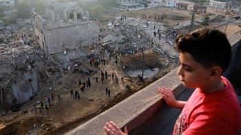Según el historiador Vincent Lemire, el mundo ha decidido ignorar el conflicto israelí-palestino, en lugar de tratar de encontrar una solución.