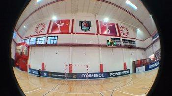 Estadio de Florida, donde se jugará la Libertadores de futsal