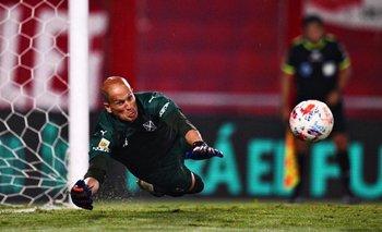 Sebastián Sosa, figura de Independiente