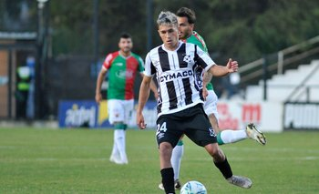 Diego Hernández de Wanderers enfrenta a Deportivo Maldonado