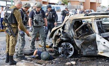 Así son las imágenes diarias por el conflicto entre ambas naciones