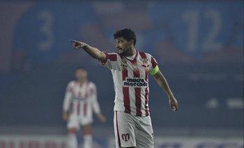 El Chory Castro marcó su primer gol con la camiseta de River Plate