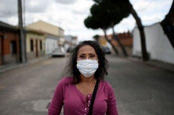 Evelin Rochel llegó de su Barranquilla natal a España hace ya dos décadas.
