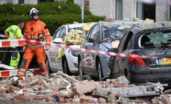 policía británica se dispone a excavar en un café de Gloucester, en el suroeste de Inglaterra, en búsqueda de una adolescente desaparecida hace 53 años