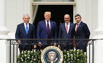 Los acuerdos se firmaron durante los últimos meses de la presidencia de Donald Trump