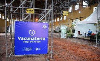Uruguay es de los países que más rápido avanza en la vacunación