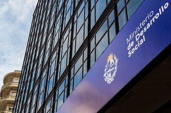 Edificio del Ministerio de Desarrollo Social