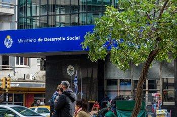 Fachada Ministerio de Desarrollo Social