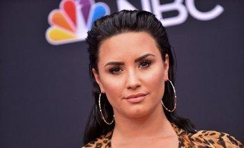 Demi Lovato se identifica como una persona no binaria