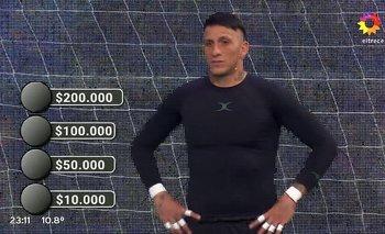 Pablo Migliore en la TV argentina