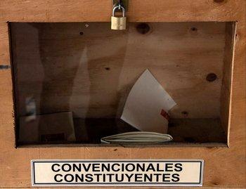 Chile celebró el sábado y domingo pasados la votación para definir una Asamblea Constituyente, además de elegir alcaldes y concejales