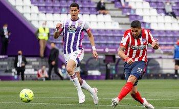 El zurdazo de Suárez ante Valladolid que definió la liga española