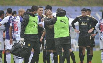 Facundo Torres se mostró lejos de su juego habitual