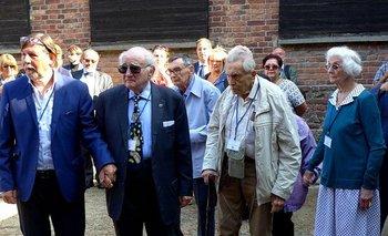 Roman Kent tenía 96 años, según el Comité Internacional de Auschwitz