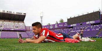 Luis Suárez confirmó que se quedará en Atlético de Madrid