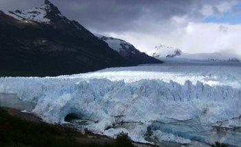 El glaciar Perito Moreno, en Argentina, es uno de los pocos que se mantiene estable pese al calentamiento global.