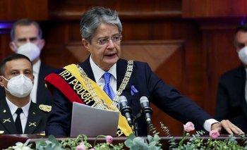 Guillermo Lasso, presidente de Ecuador