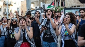 Durante décadas, las tensiones entre los árabes y los judíos dentro de Israel se habían canalizado de forma pacífica.