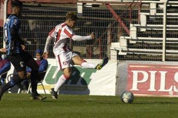 Luciano Boggio, el gol del descuento