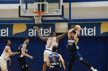 Facundo Giorgi, 14 puntos