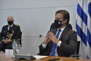 El presidente Luis Lacalle Pou y las muertes evitables
