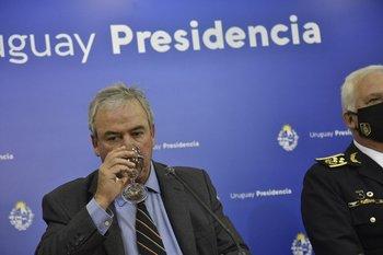 Ministro Luis Alberto Heber