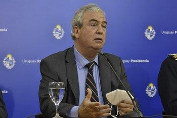 El ministro del Interior, Luis Alberto Heber, será otra vez consultado por el oficialismo