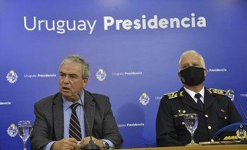 Heber defendió el accionar policial en el caso de los imputados por abuso de funciones en Durazno