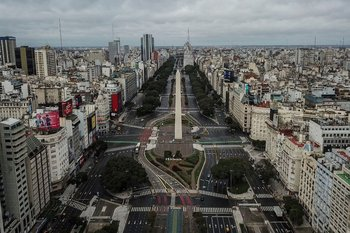 Ambos casos se registraron en la Ciudad de Buenos Aires