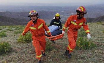 Una operación de rescate para salvar a corredores varados encontró a varios fallecidos