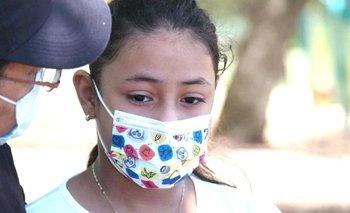 Ariany pasó 22 días detenida