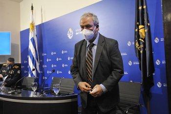 Heber se pronunció en el Parlamento