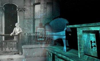La pesadilla del fantasma de Battersea dominó la vida de Kitty Hitchings y su familia durante años
