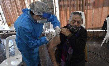 El 14% de la población objetivo mayor a 12 años no se ha vacunado, según registra el MSP