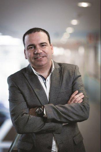 Pablo Ramos, Director de Operaciones de Grupo Santa Rosa.