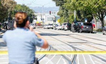 Patio de maniobras ferroviarias de San José, California